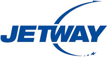 Logo JETWAY (Bleu+orange)